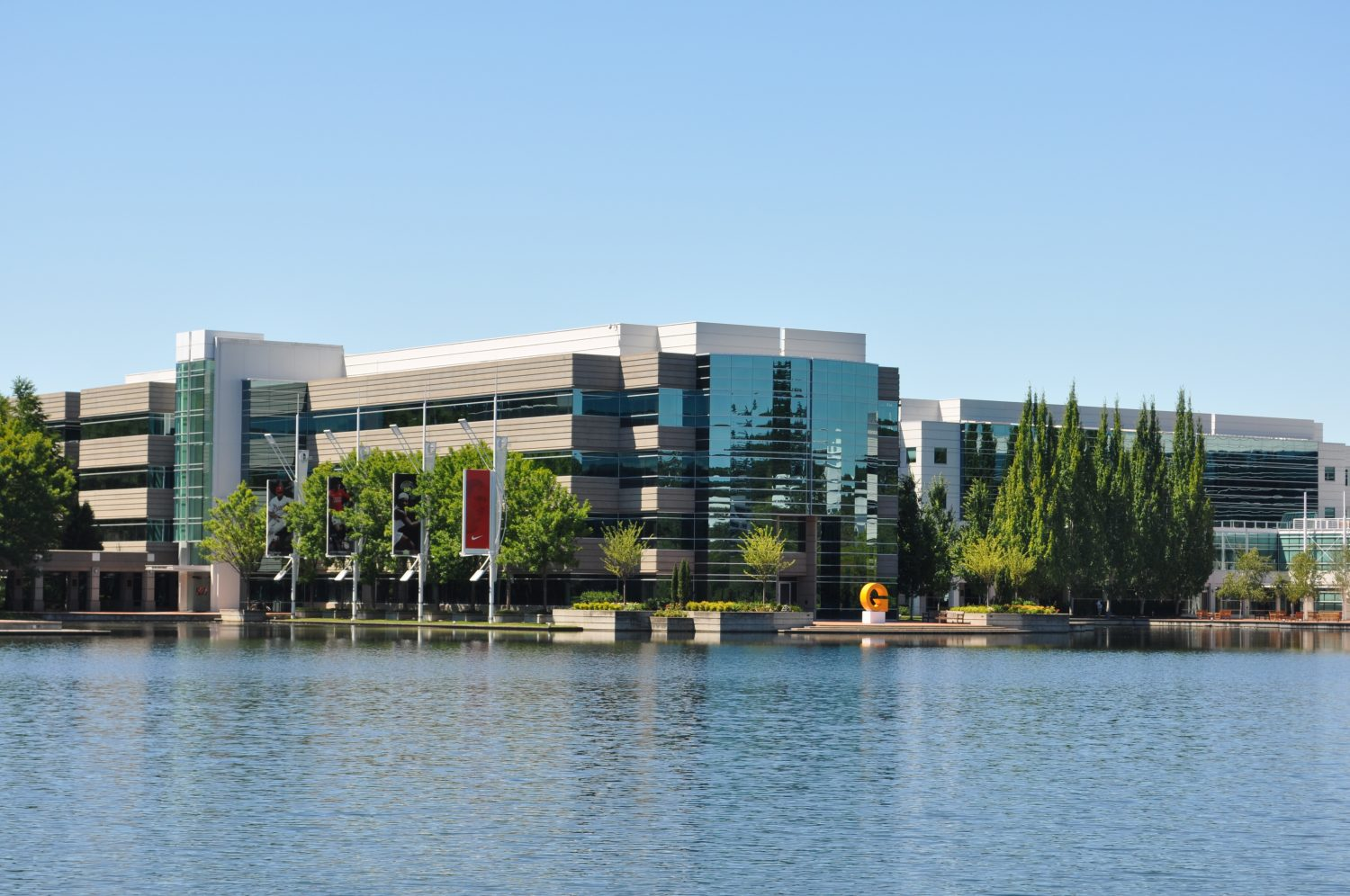 Nike Headquarters in Beaverton